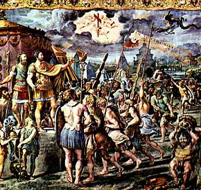 The Conversion of Constantine